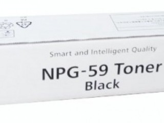 Canon NPG-59 Black Copier Laser Toner Cartridge  (Compitable)
