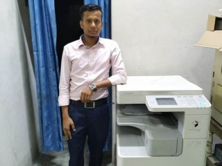 Robin Mia Photocopier Engineer @Canon 01826206503