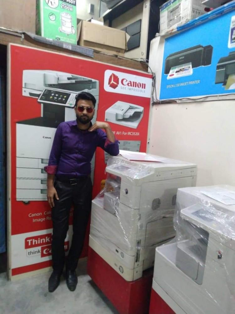 Humayun Kabir Sumon Photocopier Engineer @Canon 01826206502