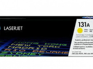 HP 131A Original Yellow Toner Cartridge