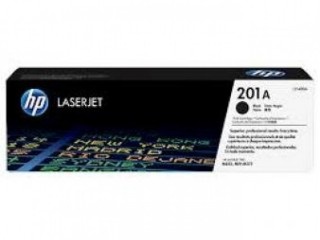 HP 201A Black LaserJet Toner Cartridge (CF400A)