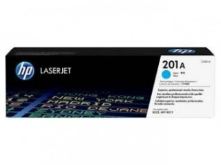 HP 201A Cyan LaserJet Toner Cartridge (CF401A)