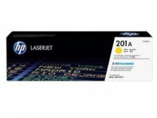 HP 201A Yellow LaserJet Toner Cartridge (CF402A)