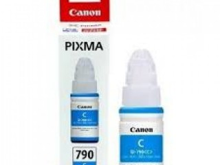 Canon GI-790 Cyan Ink Bottle