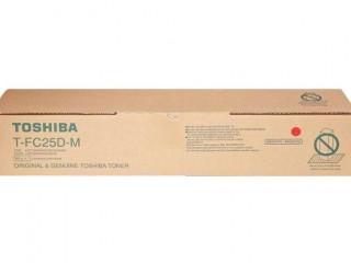 Toshiba T-FC25D-M Magenta Color Toner Cartridge