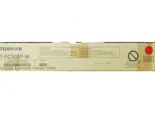 Toshiba T-FC505P-M Magenta Color Cartridges