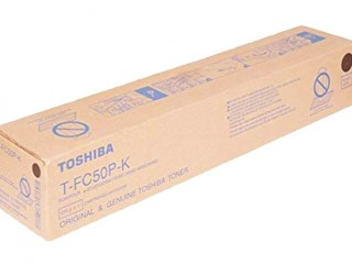Toshiba T-FC50P-K Black Color Toner Cartridges